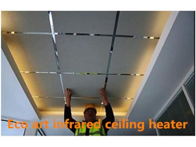 Basic Infrared Heating Panel 360w Ecoart Heating