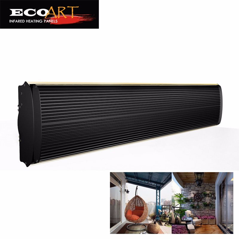 3200w Radiant Patio Heater With Smart Thermostat Outdoor
