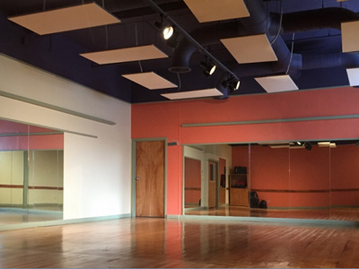 Hot Yoga Solution With Electric Infrared Heating Panels