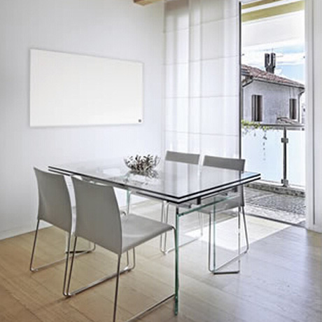 Basic panel in dining room