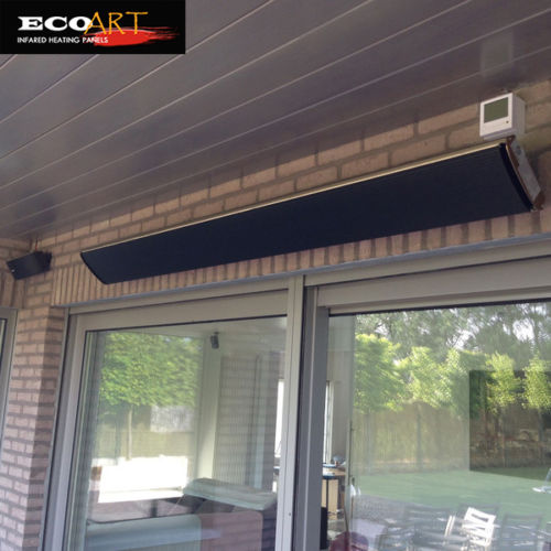 2400w Outdoor Patio Heater Wall Mounted
